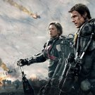 Edge Of Tomorrow Tom Cruise Movie 32x24 Wall Print Poster