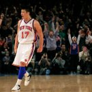 Jeremy Lin New York Knicks Basketball Sport 32x24 Print Poster