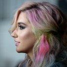 Kesha Colored Hair Portrait Pop Music Singer Rare 32x24 Print Poster