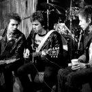 Sex Pistols Rare Sid Vicious Guitars Punk Rock Band 24x18 Wall Print POSTER