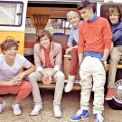 One Direction Louis Tomlinson Harry Styles Horan Malik 24x18 Wall Print POSTER