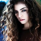 Lorde Awesome Portrait Beautiful Music Artist Singer 24x18 Wall Print POSTER