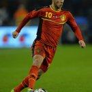 Eden Hazard Belgium Football Soccer Sport 24x18 Wall Print POSTER