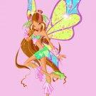 Winx Club Flora Sirenix Beautiful Cartoon TV Series 24x18 Wall Print POSTER