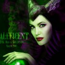 Maleficent Angelina Jolie Movie 24x18 Wall Print POSTER