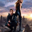 Divergent Awesome Amazing Movie 24x18 Wall Print POSTER