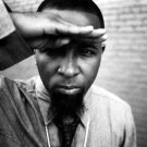 Tech N9ne Rapper BW Nine Hip Hop Music Rap 24x18 Wall Print POSTER