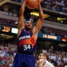 Charles Barkley Dunk Phoenix Suns Retro Vintage Sport 24x18 Wall Print POSTER