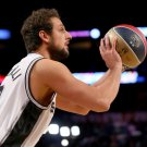 Marco Belinelli Three Point Shootout All Star Spurs 24x18 Wall Print POSTER
