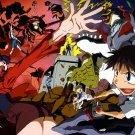 Neon Genesis Evangelion Characters Amazing Anime Manga 24x18 Wall Print POSTER