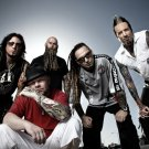 Five Finger Death Punch FFDP 5FDP Groove Metal Band 24x18 Wall Print POSTER