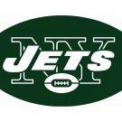 New York Jets Football Logo Hockey Sport Art 24x18 Print Poster