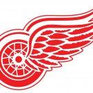 Detroit Red Wings Logo Hockey Sport Art 24x18 Print Poster