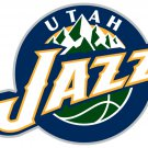 Utah Jazz Logo Basketball Sport Art 24x18 Print Poster