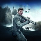 Oblivion Movie Drones Tom Cruise Weapon 24x18 Print Poster