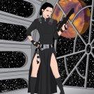Princess Leia Organa Star Wars Dark SIde Art 24x18 Print Poster