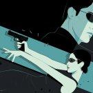 Matrix Movie Trinity Neo Cool Art Artwork 24x18 Print Poster