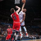 Russell Westbrook OKC Thunder Posterize Asik 24x18 Print Poster