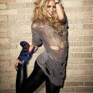 Shakira Smile Hot Shoes Pop Singer Music Rare 24x18 Print Poster