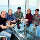The Beach Boys Bruce Johnston Brian Wilson Rock Band 16x12 Print POSTER