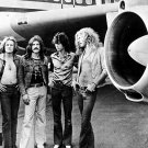 Led Zeppelin Retro Page Hard Rock Heavy Metal Band 16x12 Print POSTER