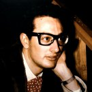 Buddy Holly Awesome Rare Portrait Retro Singer Music 16x12 Print POSTER