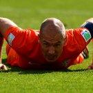 Arjen Robben The Netherlands 2014 FIFA World Cup Brazil 16x12 Print POSTER