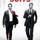 Suits Cast Characters Awesome TV Series 16x12 Print POSTER