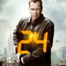 Jack Bauer NYC New York 24 Live Another Day TV Series 16x12 Print POSTER