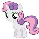 Sweetie Belle My Little Pony Friendship Is Magic Cute 16x12 Print POSTER