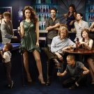 Shameless Characters Cast Tv Series 16x12 Print POSTER