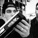 Beastie Boys Vintage Retro BW Rap Band Hip Hop Music 16x12 Print POSTER