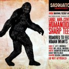 Red Dead Redemption Sasquatch Bigfoot Video Game Art 16x12 Print POSTER
