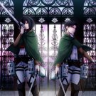 Attack On Titan Shingeki No Kyojin Rivaille Levi Anime 16x12 Print POSTER