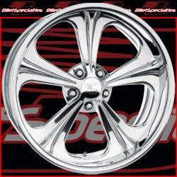 """Billet Specialties Impala Camaro Chevelle Wheels 18"""" or 20"""""""