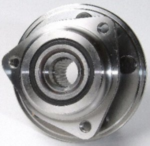 2000 - 2006 Cherokee Wrangler Front Hub Bearing for Cast Rotors 513158