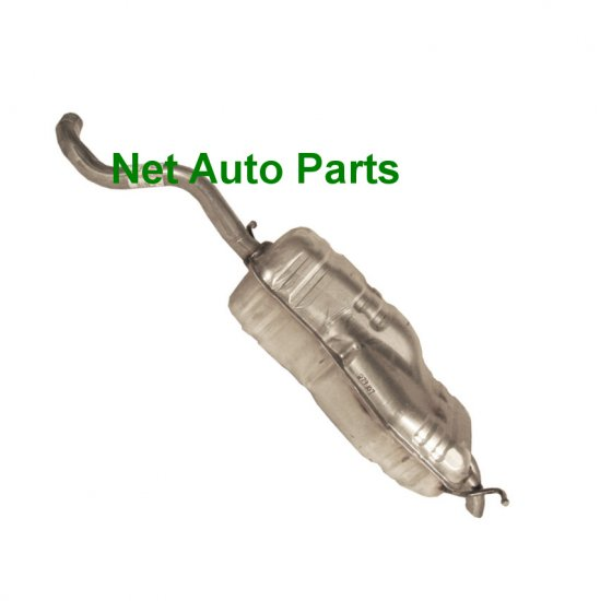 1999 - 2000 Volkswagen GOLF GTI 2.0L Rear Muffler Assembly 279-107