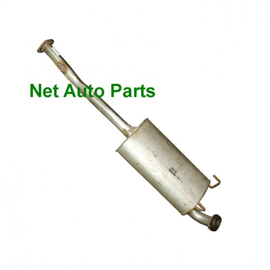 1996 - 2000 Toyota 4 Runner Resonator / Muffler Assembly 282-139