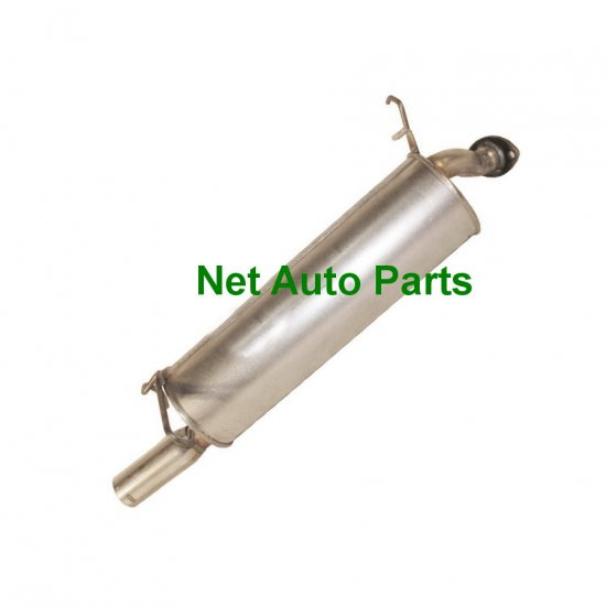1986 - 91 Mazda RX7 Driver Side Rear Muffler Non-Turbo 171-371