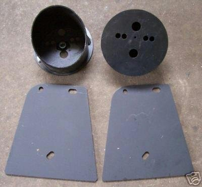 1958 - 1964 Impala lowrider 2 FRONT Air Bag Brackets