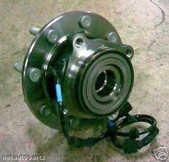 Front Wheel Hub Bearing Avalanche Suburban Danali Sierra Yukon 515058