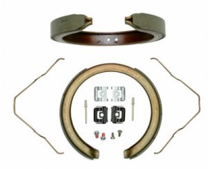 Emergency Brake Shoes 2002 - 2007 Rendezvous BX784