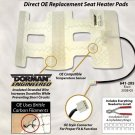 05-2007 Ford Five Hundred Seat Heater Pad Calentadores de asiento 641-205