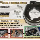 1996 - 2000 Plymouth Voyager Strut Tower Cap Repair Kit, RH 924-206