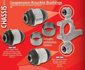 Rear Suspension Knuckle Bushing 02-05 Venture 05-06 Uplander 905-505