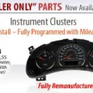 Instument Cluster 2000-05 Chevrolet Impala 3.4, 3.8L - V6 599-303