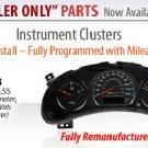 Instument Cluster 2000-2005 Chevrolet Impala LS 3.8L - V6 599-303