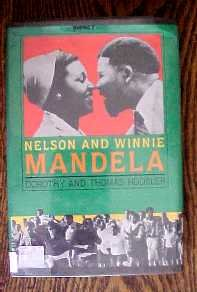 Nelson and Winnie Mandela  (1987 Hardcover)