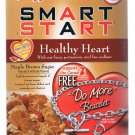 Kellogg's SMART START Healthy Heart Empty Cereal Box-Sela Ward On Back Of Box