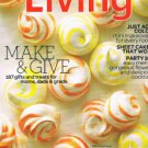 Martha Stewart Living Magazine May 2012-Party 101-Sheet Cakes-Martha's Lillies +